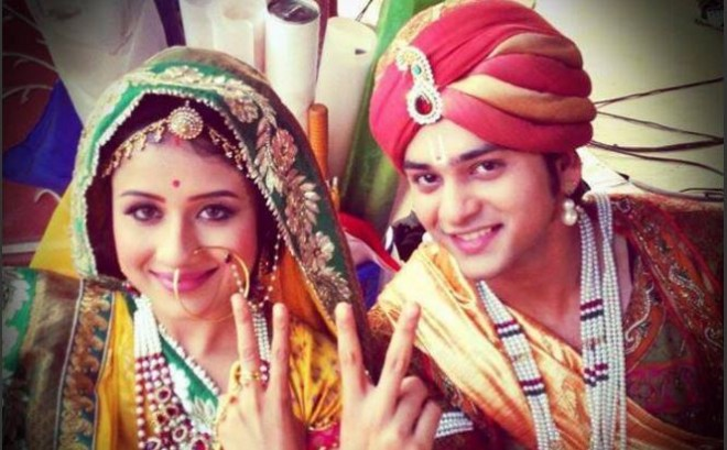 Paridhi Sharma of 'Jodha Akbar' fame pregnant? Pictured: Paridhi Sharma with her 'Jodha Akbar' co-star