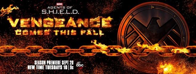 'Agents of SHIELD' Season 4 title card