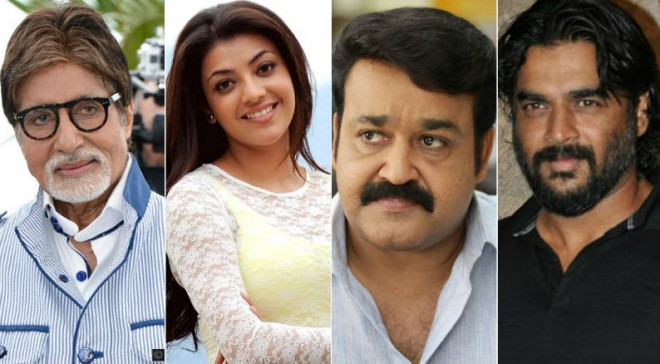 Celebrities wish Malayalis on Onam