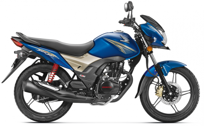 Honda CB Shine SP touches 1 lakh sales