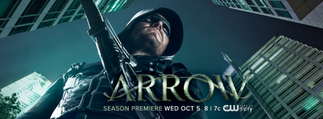 Re: Arrow / EN