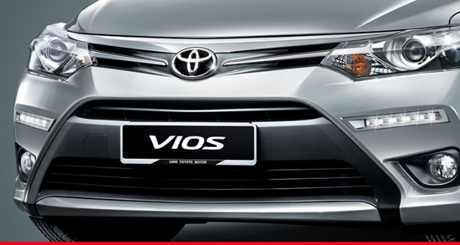 Toyota continues testing Vios sedan on the Indian roads; launch likely in 2017