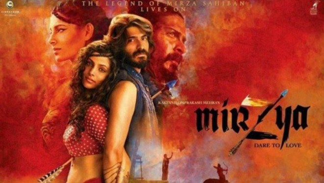 Harshvardhan Kapoor-starrer Mirzya music is vibrant and entertaining