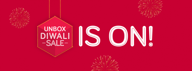 Snapdeal Unbox Diwali sale round two goes live