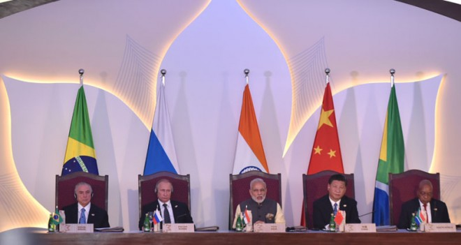 BRICS Summit Goa 16