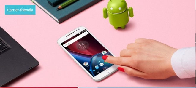 Motorola Moto G4 and Moto G4 Plus