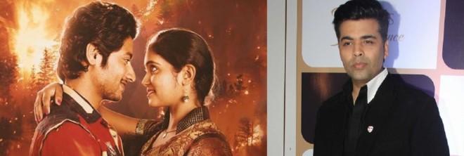 Karan Johar to produce Hindi remake of Marathi film Sairat?