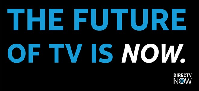 AT&T DirecTV Now is here