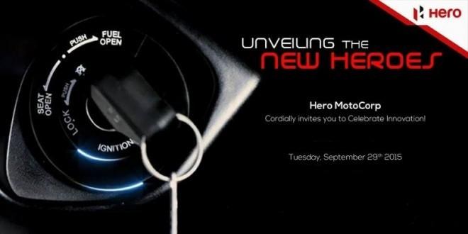 Hero Duet and Maestro Edge India launch on 29 September