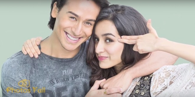 Shraddha Kapoor and Tiger Shroff in 'Baaghi'