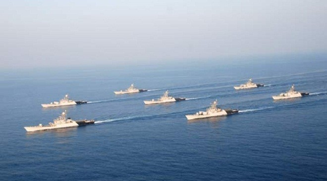 Indian Navy Warships (Representational Image)