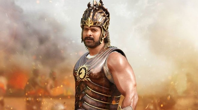 Prabhas in a still from