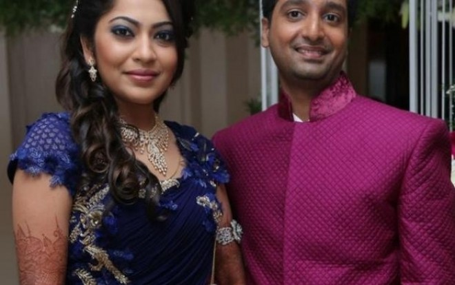 TV Anchor Ramya Subramanium Aparajitha Wedding and Reception Video