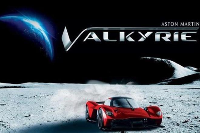 Aston Martin Valkyrie of Kris Singh