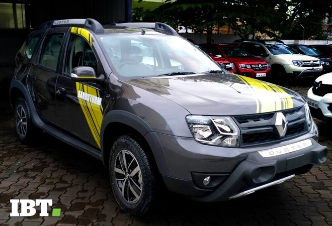 Scoop Renault Duster Sandstorm Spotted Ahead Of Imminent