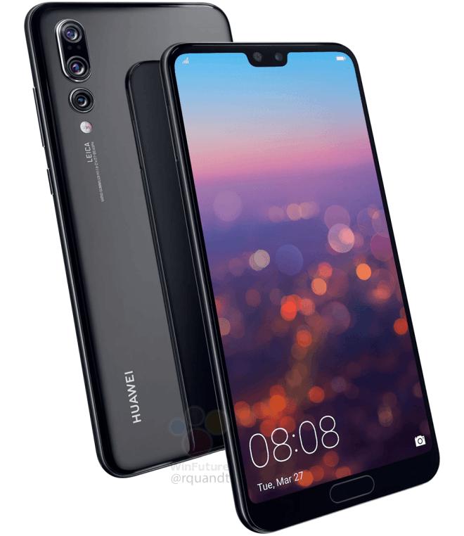 Huawei P20 Pros Triple Camera Setup Will Sport A 40MP