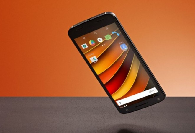 Motorola launches Moto X Force with shatter-proof display; set for release next month