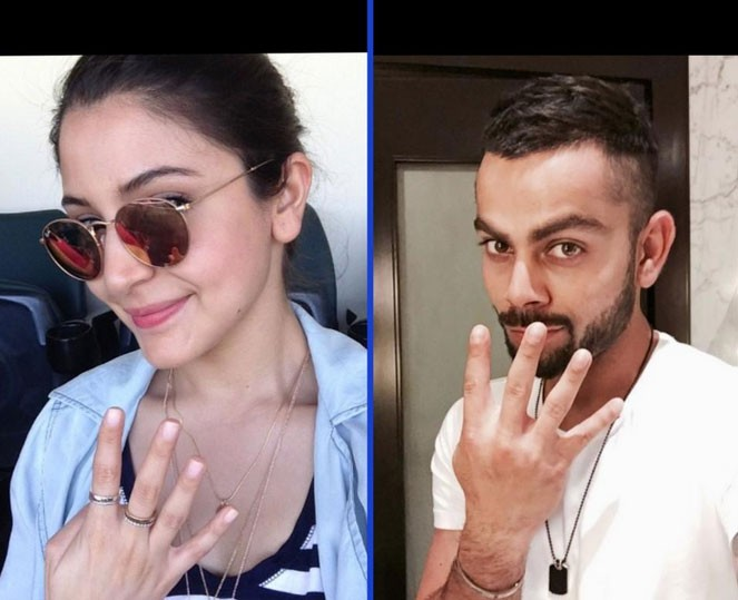 Rare And Unseen Pics Of Anushka Sharma And Virat Kohli,Anushka Sharma And Virat Kohli,Anushka Sharma,actress Anushka Sharma,Virat Kohli,Virat Kohli with Anushka Sharma,Anushka Sharma with Virat Kohli,cricket player Virat Kohli,Virat Kohli pics,Virat Kohli