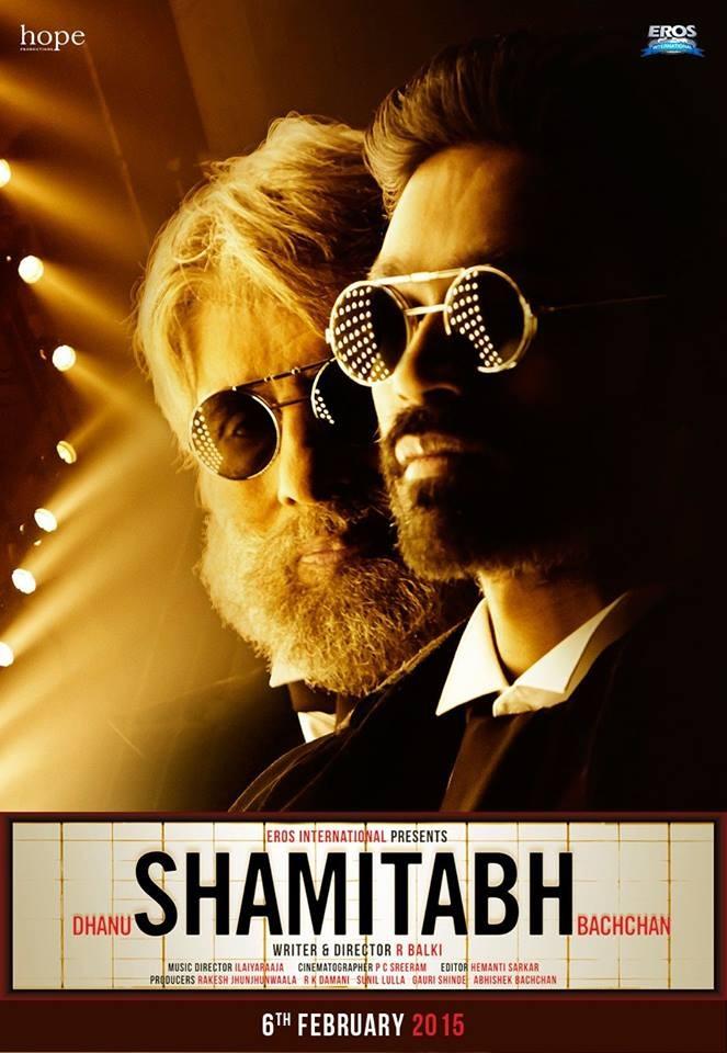Shamitabh poster