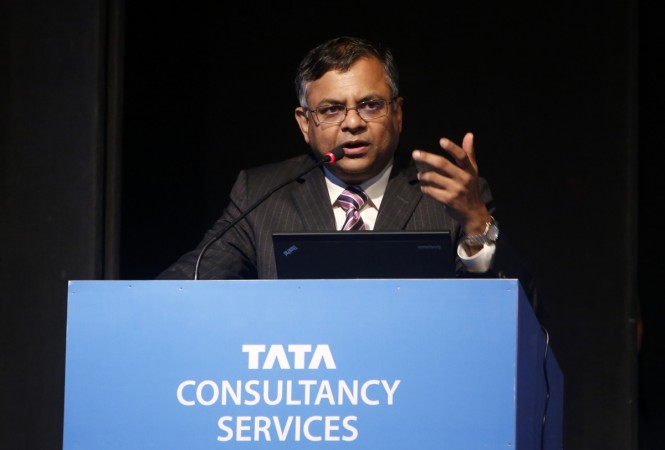 TCS ranked most powerful brand