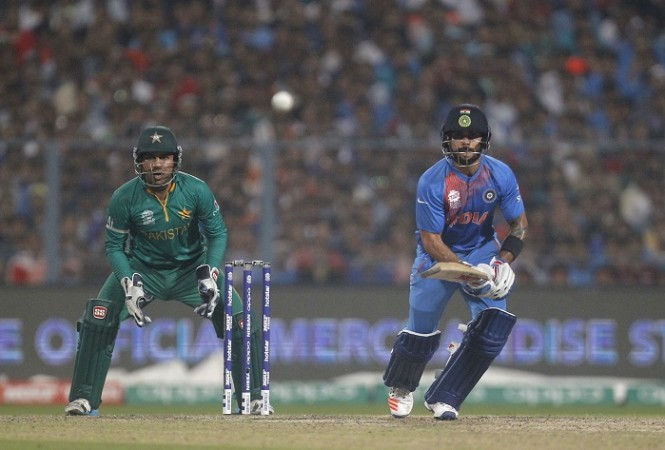 Virat Kohli India Pakistan World T20