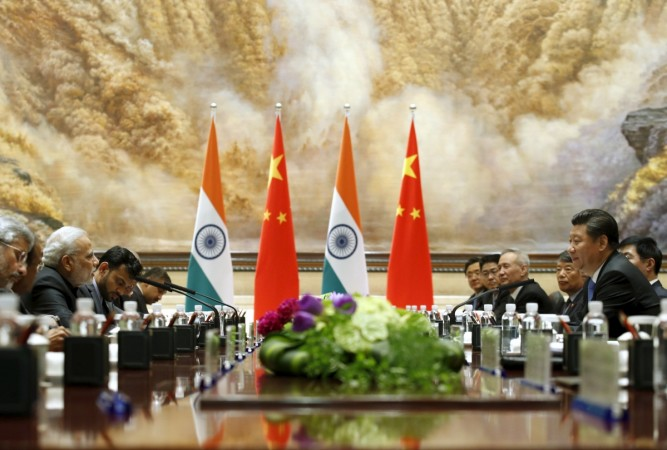 India China border dispute bilateral trade narendra modi