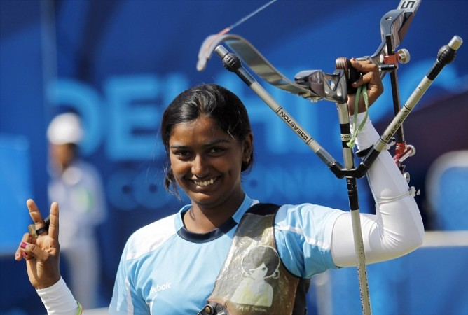 Indian men archers strike gold in World Cup stage 1 championship