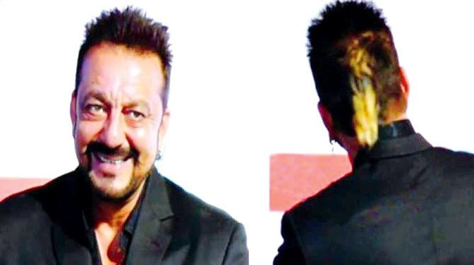 Sanjay Dutt,Sanjay Dutt new hair style,Sanjay Dutt hair style,Sanjay Dutt new look,Sanjay Dutt in golden ponytail,Sanjay Dutt ponytail,Sanjay Dutt latest pics,Sanjay Dutt latest images,Sanjay Dutt latest photos,Sanjay Dutt latest stills,Sanjay Dutt latest