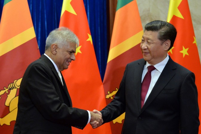 Lanka to sign Chinese port deal tomorrow: Wickremesinghe