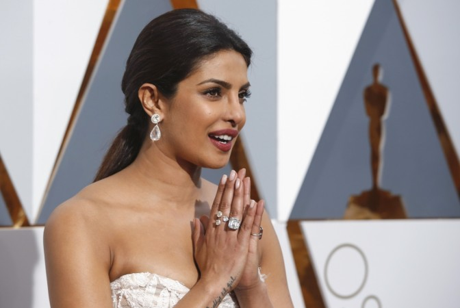 Priyanka Chopra at the 88th Academy Awards