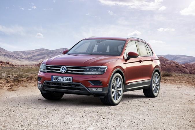 Volkswagen Tiguan, Tiguan India, Tiguan India price