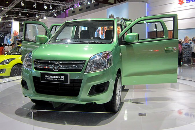 Marui Suzuki WagonR MPV