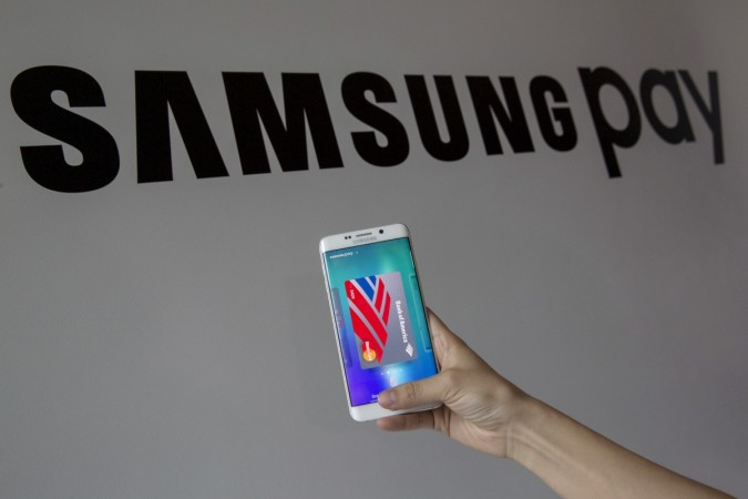 Samsung Pay, Samsung Pay in India