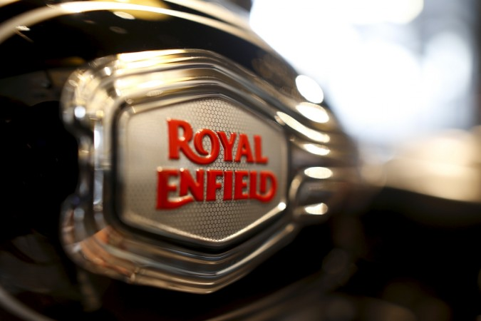 royal enfield eicher motors
