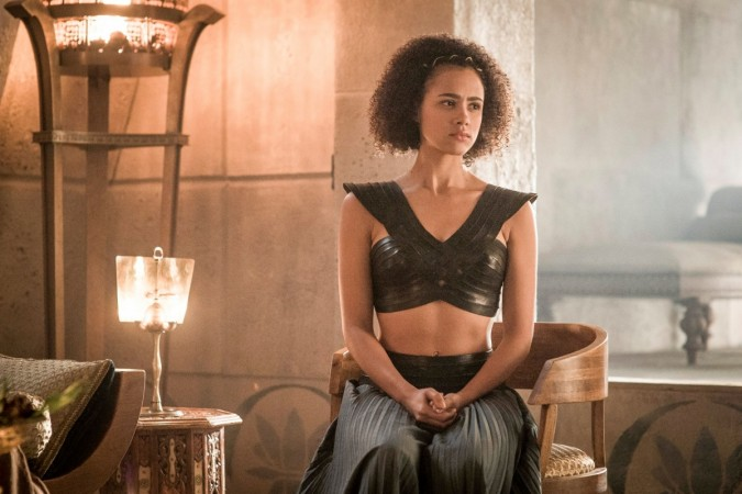 'Game Of Thrones' Featured A Consensual, Intimate Sex Scene