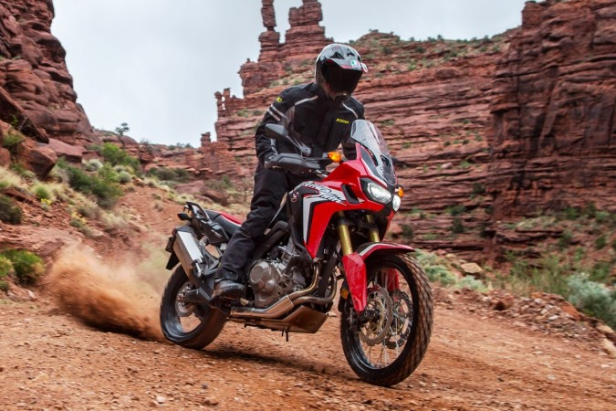 Honda crf1000l africa twin to be launched in april 5 for Honda twin falls