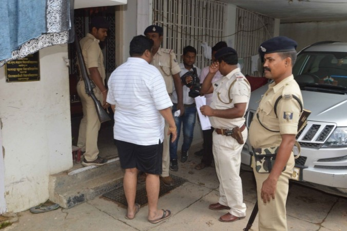 Three arrested in connection with Nalanda spit and lick incident