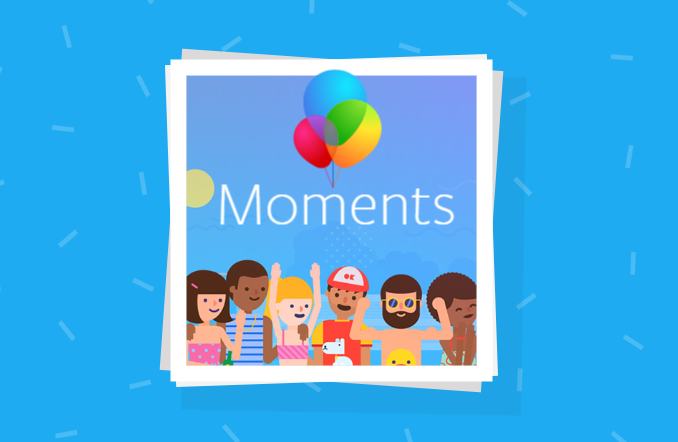 Facebook Launches Photo Sharing App Moment in India
