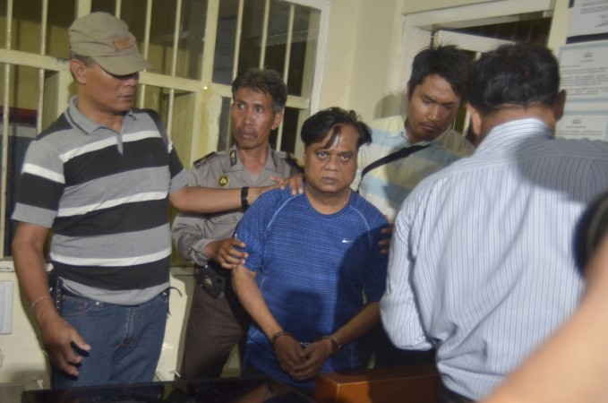 Chhota Rajan arrested