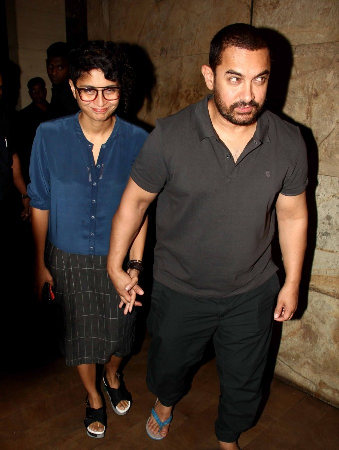 Aamir Khan,Raj Thackeray and family watch Dil Dhadakne Do,Aamir Khan family watch Dil Dhadakne Do,Raj Thackeray and family watch Dil Dhadakne Do,Amir Khan with his wife,Amir Khan and Kiran Rao,Kiran Rao,Aamir khan,Raj Thackeray,Dil Dhadakne Do