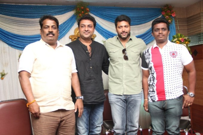 Romeo Juliet Success Meet,Jayam Ravi,Hansika Motwani,Romeo Juliet Success Meet pics,Romeo Juliet Success Meet images,Romeo Juliet Success Meet stills,Romeo Juliet Success Meet pictures,Romeo Juliet Success Meet photos