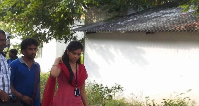 Veera Dheera Sooran,Veera Dheera Sooran First Look,Vishnu,Sri Divya,Vishnu and Sri Divya,Veera Dheera Sooran First Look poster,Veera Dheera Sooran movie stills,Veera Dheera Sooran movie pics,Veera Dheera Sooran movie images,Veera Dheera Sooran movie photo