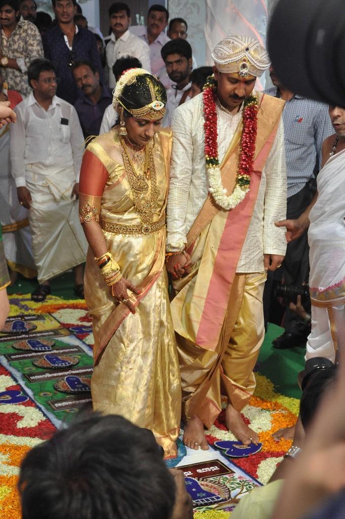 Shivarajkumar daughter nirupama wedding