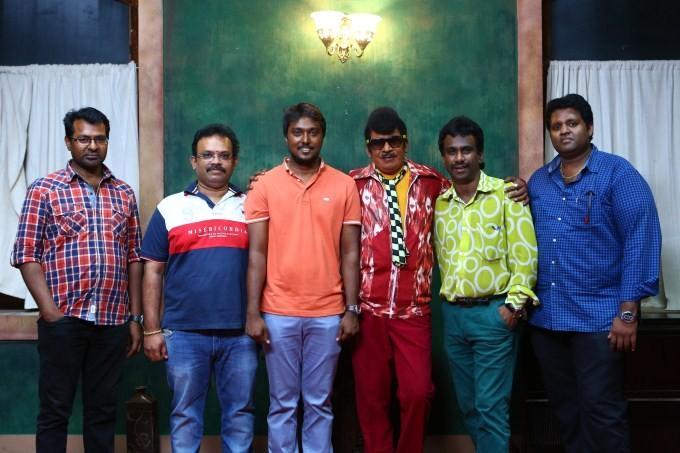 Eli Movie Facebook Page Launch,Eli,tamil movie Eli,Vadivelu,Yuvaraj,tamil event