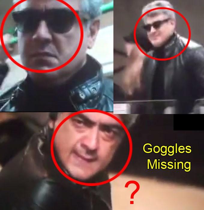 Ajith,thala Ajith,Vivegam,funny mistakes in Vivegam,Vivegam funny mistakes,Vivegam movie funny mistakes,Kajal Aggarwal