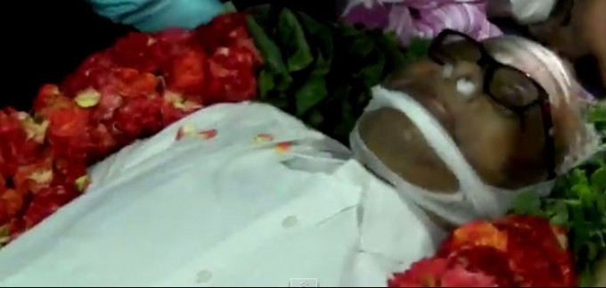K Balachander Death