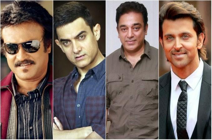 Aamir Khan, Rajinikanth, Hrithik Roshan, Kamal Haasan: Who's the Lead in Shankar's Next?