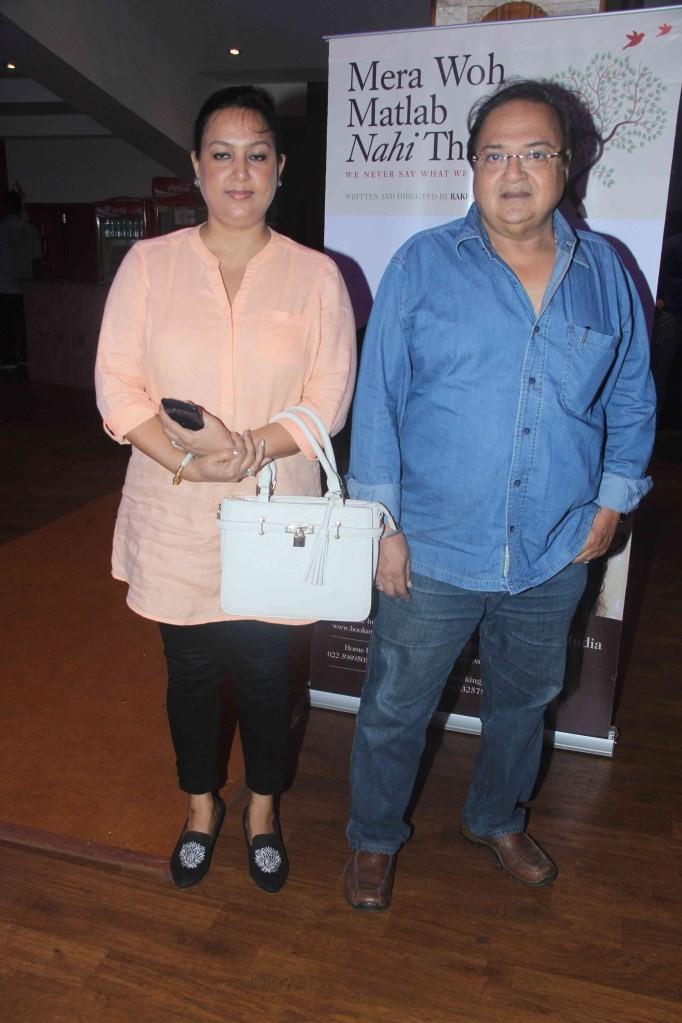 Anupam Kher's play,Salman Khan,Parineeti,Aditya,Vidya,Anil watch Anupam Kher's play,salman khan,parineeti chopra,Vidya balan,anil kapoor,Aditya Roy Kapur,Aditya,celebs at Anupam Kher's play