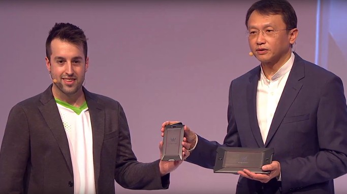 Acer Launches Predator Gaming Tablet with 10 core processor