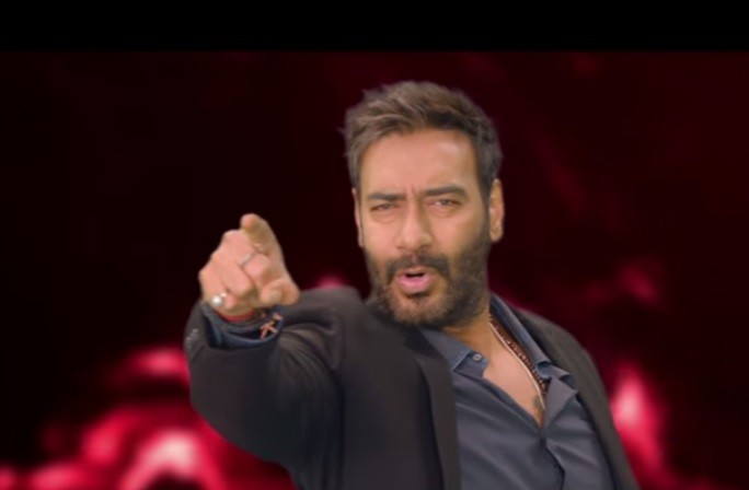 Ajay Devgn in 'Birju' Video Song